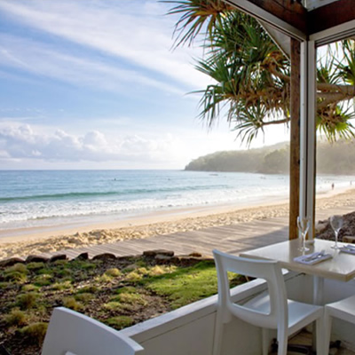 Berardos Bistro on the Beach, Noosa