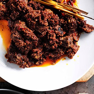 Indonesian Beef Rendang made with Cape Grim Beef
