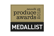 delicious Produce Awards 2012 - Medallist