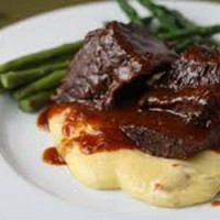 Braised Cape Grim Beef Ribs