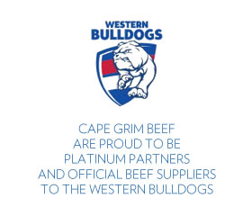 Proud sponsors of the Western Bulldogs (AFL)